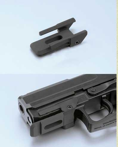 z Lower Acc. Rail for KP45 / P8 / USP Compact Series Airsoft GBB Pistols