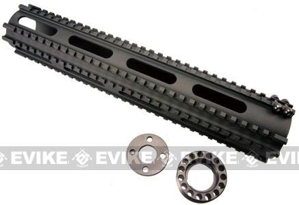 z ICS / JBU Olympic Arms CNC Free-Floating RIS for M16 Series Airsoft AEG