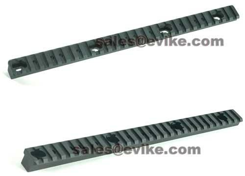 M16 AR-15 Handguard 11 Accessary Rail / Weaver.(20mm Standard Rail) (One piece)
