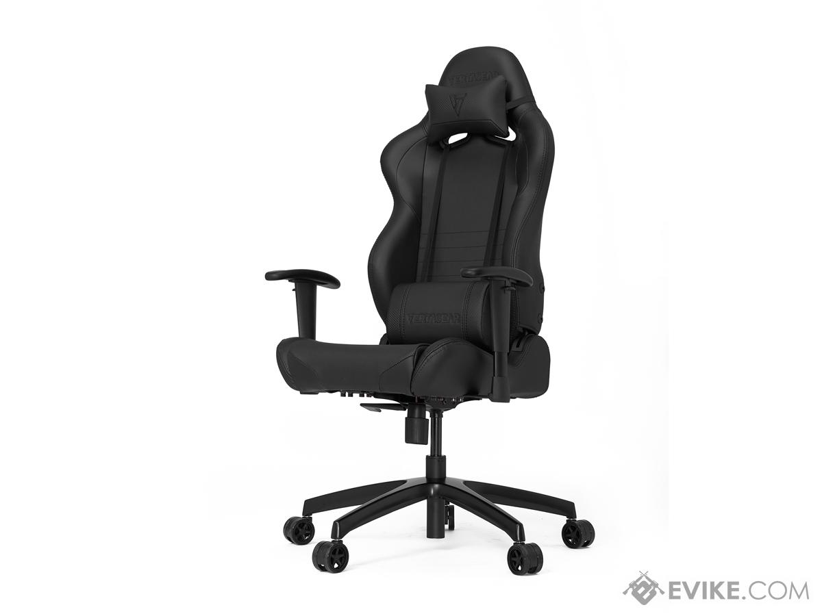 Vertagear Racing Series SL2000 Gaming Chair Rev. 2 (Color: Black/Black)