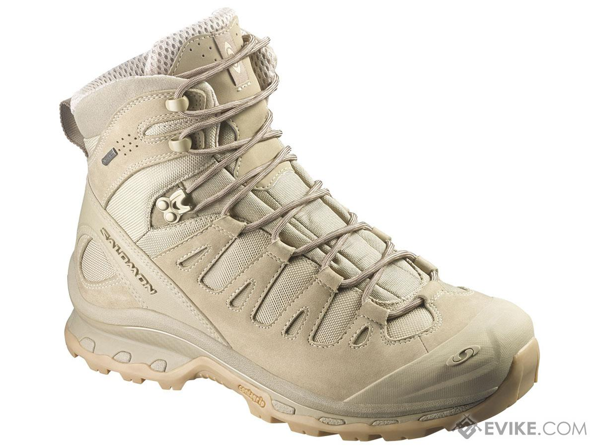 Salomon Quest 4D GTX Forces Tactical Boot (Size: 8 / Navajo)