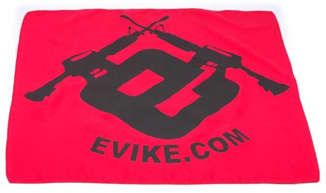 Evike.com Light Weight Airsoft Mil-Sim Essential Red Dead Rag (Type: Compact / Polyester)