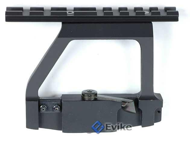 Matrix Steel Precision AK / SVD Type Tactical Scope Mount Base