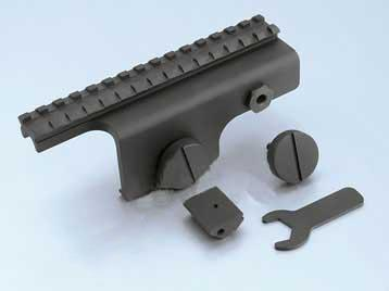 Matrix Full Metal Scope Mount Base for M14 Series Airsoft AEG Rifles