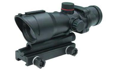 Guarder / Action Full Metal illumination Red Dot Scope with Built in Mount.