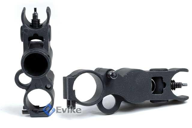 Full Metal Front Sight for AK74U Series Airsoft AEG Rifles