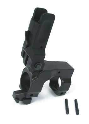 z King Arms SR-16 Type Flip Up Front Sight for M4 M16 Series Airsoft AEG