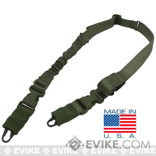 Condor STRYKE Two Point Bungee Sling (Color: OD Green)