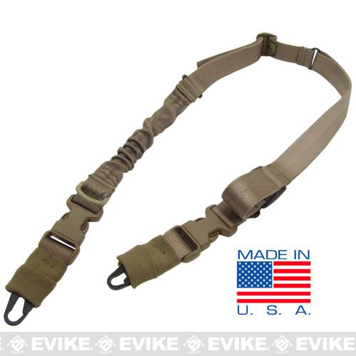 Condor STRYKE Two Point Bungee Sling - Tan