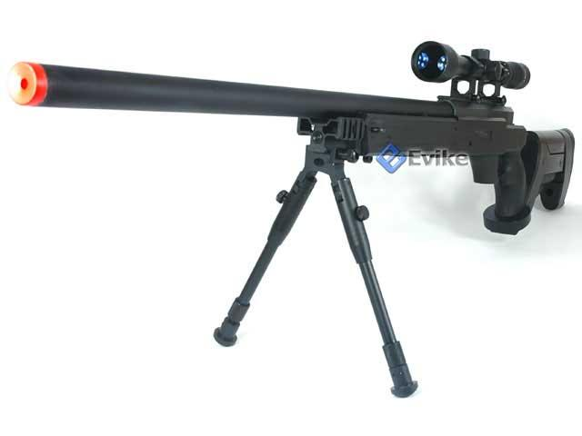z Bone Yard - Custom G22 Heavy Weight Gas Sniper Rifle (Store Display, Non-Working Or Refurbished Models)