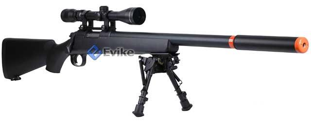 Bone Yard - BAR-10 G-SPEC Marui Clone Airsoft Sniper Rifle. (Store Display, Non-Working Or Refurbished Models)