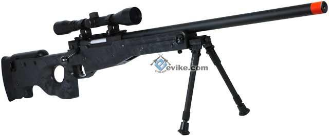 z Maruzen APS Type 96 Airsoft Sniper Rifle (Limited Edition 25th Anniversary Special) (Black)