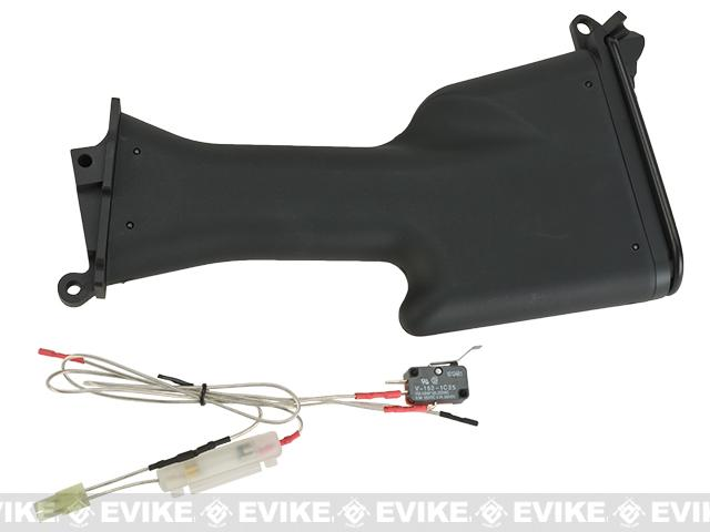 M249 MK2 Stock with Wiring for M249 SAW Series Airsoft AEG