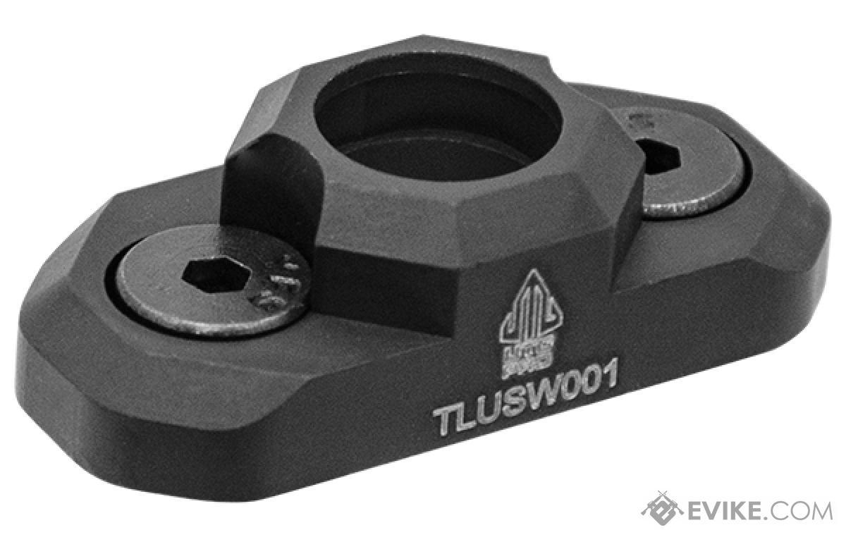 UTG PRO M-LOK Standard QD Sling Swivel Adaptor (Color: Black)
