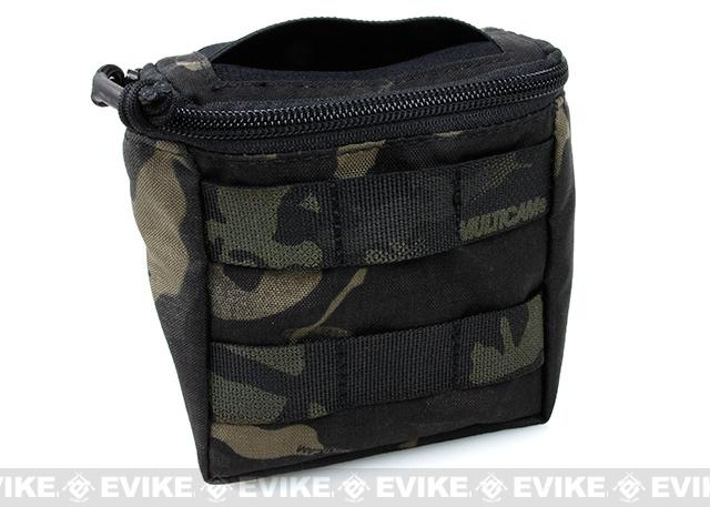 TMC Disposable EMT Glove Pouch  - Multicam Black