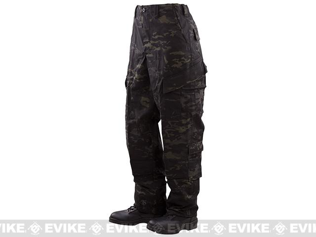Tru-Spec Tactical Response Uniform Pants - Multicam Black (Size: Small Regular)