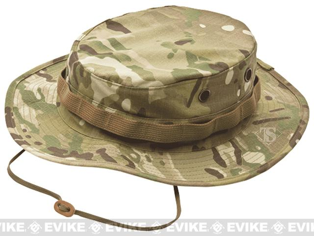 Tru-Spec Tactical Response Uniform Boonie Hat - Multicam (Size: 7 3/4)