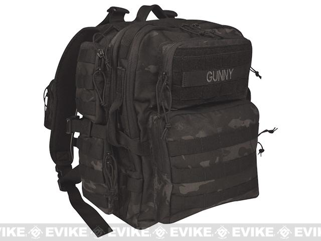 Tru-Spec Gunny Tour of Duty Lite Backpack - Multicam Black