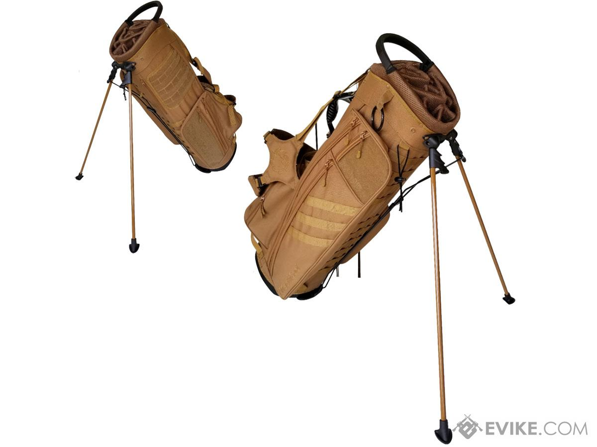 Tacticool BAMF Golf Bag (Color: Coyote Brown / Standard Version)