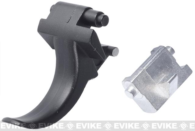 Matrix / Element Reinforced Metal Trigger Set for AK Series Airsoft AEG Rifles