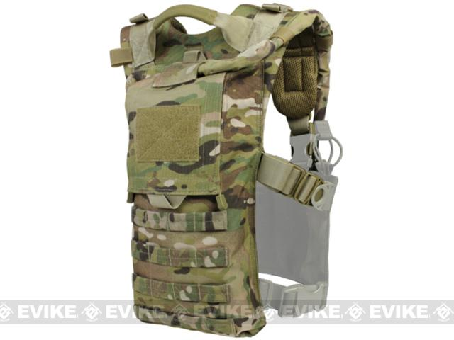 Condor Hydro Harness Hydration Carrier (Color: Multicam)