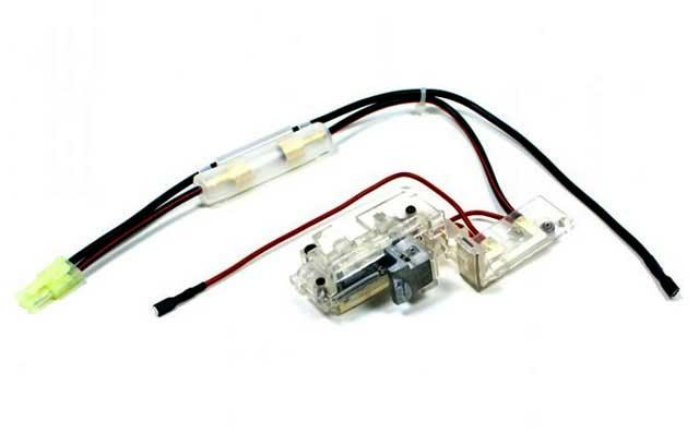 wiring harness for echo1 fn king arms classic army marui p90 series airsoft aeg accessories