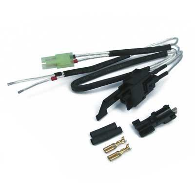 King Arms Low Resistance Silver Cord and Switch Set for Version 3 Gearbox (Rear Wiring)