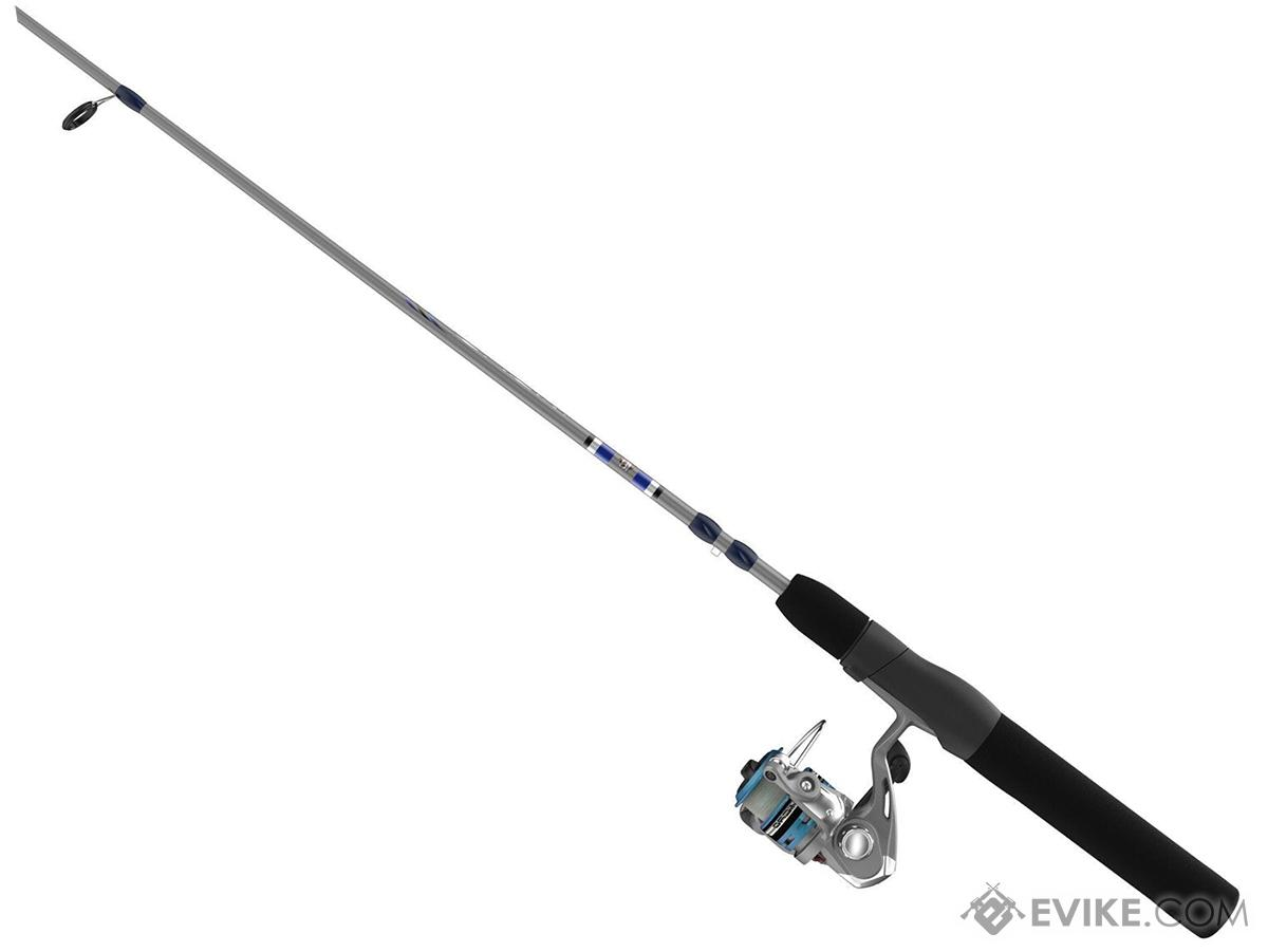 Zebco The Micro Ultralight Spinning Reel & Rod Combo