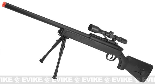 Bone Yard - ZM51 Bolt Action Spring Powered Airsoft Sniper Rifle (Store Display, Non-Working Or Refurbished Models)