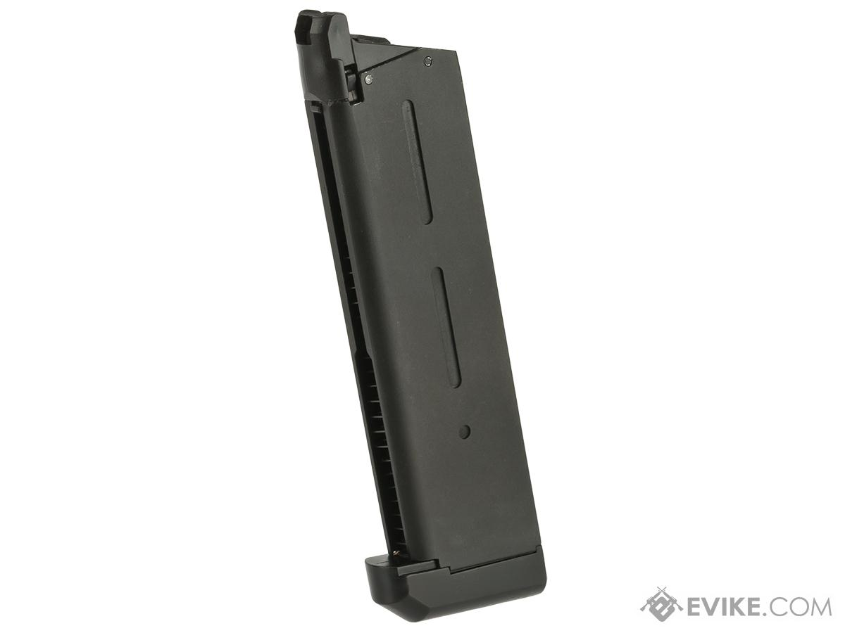 Matrix / Army Armament 25 Round 1911 Magazine for Gas Power 1911 Airsoft Pistols (Style: R30 / Black)