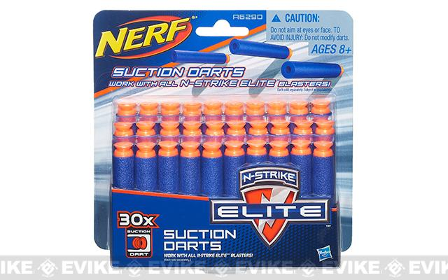 NERF N-Strike Elite Universal Suction Darts - 30 Pack
