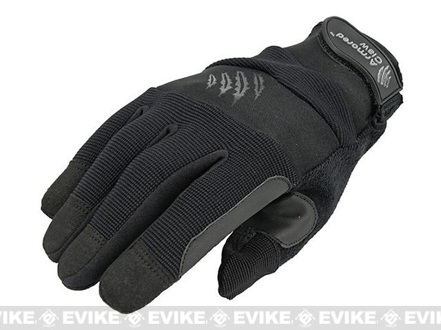 Armored Claw Accuracy Tactical Glove (Color: Black / Medium)