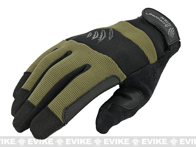 Armored Claw Accuracy Tactical Glove (Color: OD Green / Large)