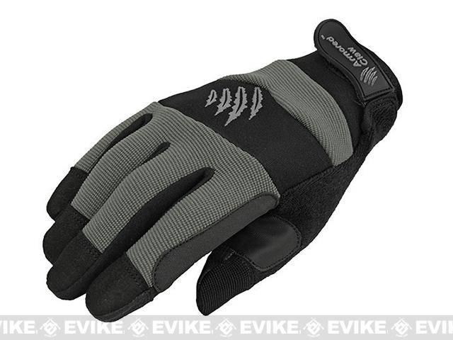 Armored Claw Accuracy Tactical Glove (Color: Sage / Small)