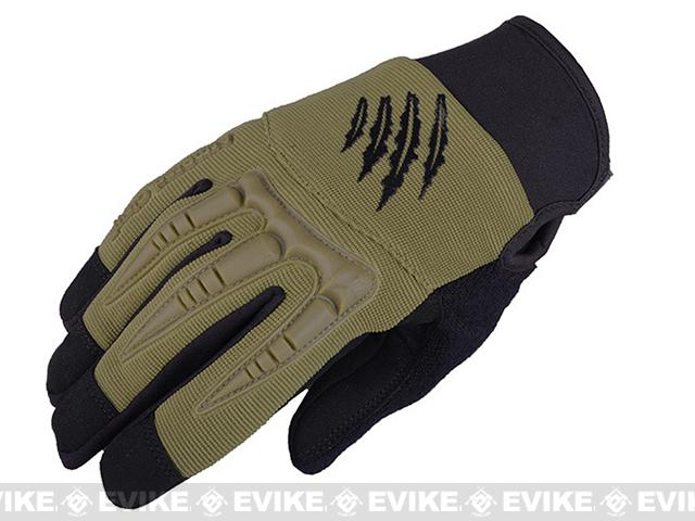 Armored Claw BattleFlex Tactical Glove (Color: OD Green / X-Large)