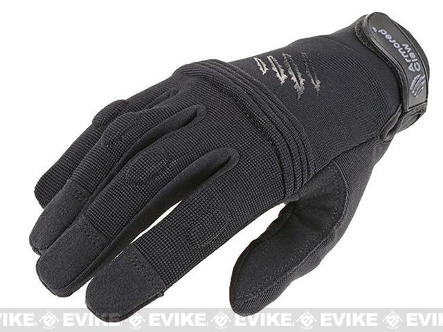 Armored Claw CovertPro Tactical Glove (Color: Black / Large)