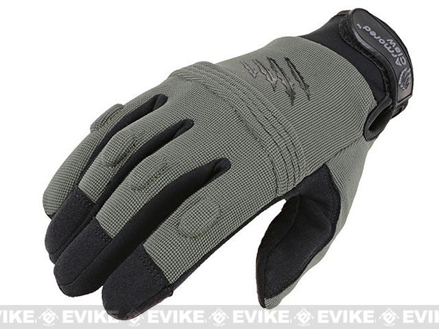 Armored Claw CovertPro Tactical Glove (Color: Sage / Small)