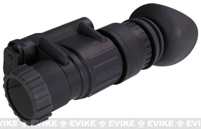 Replica Dummy AN/PVS-14 Monocular Night Vision (For Movie Prop, Cosplay, Decorative) - (Black)
