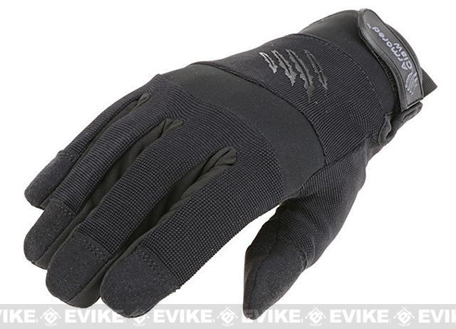 Armored Claw Cold Weather Tactical Glove (Color: Black / Large)