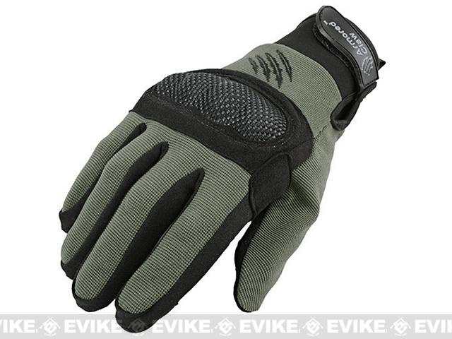 Armored Claw Shield Tactical Glove - Sage  (Size: Small)