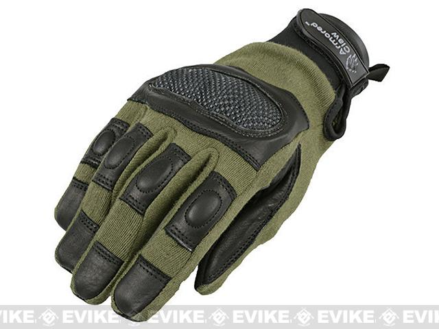 Armored Claw Smart Tac Tactical Glove (Color: OD Green / Large)