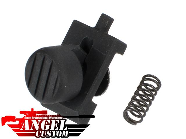 Angel Custom CNC Mag Catch / Release Set for VSR-10 BAR10 G-SPEC Airsoft Sniper Rifles