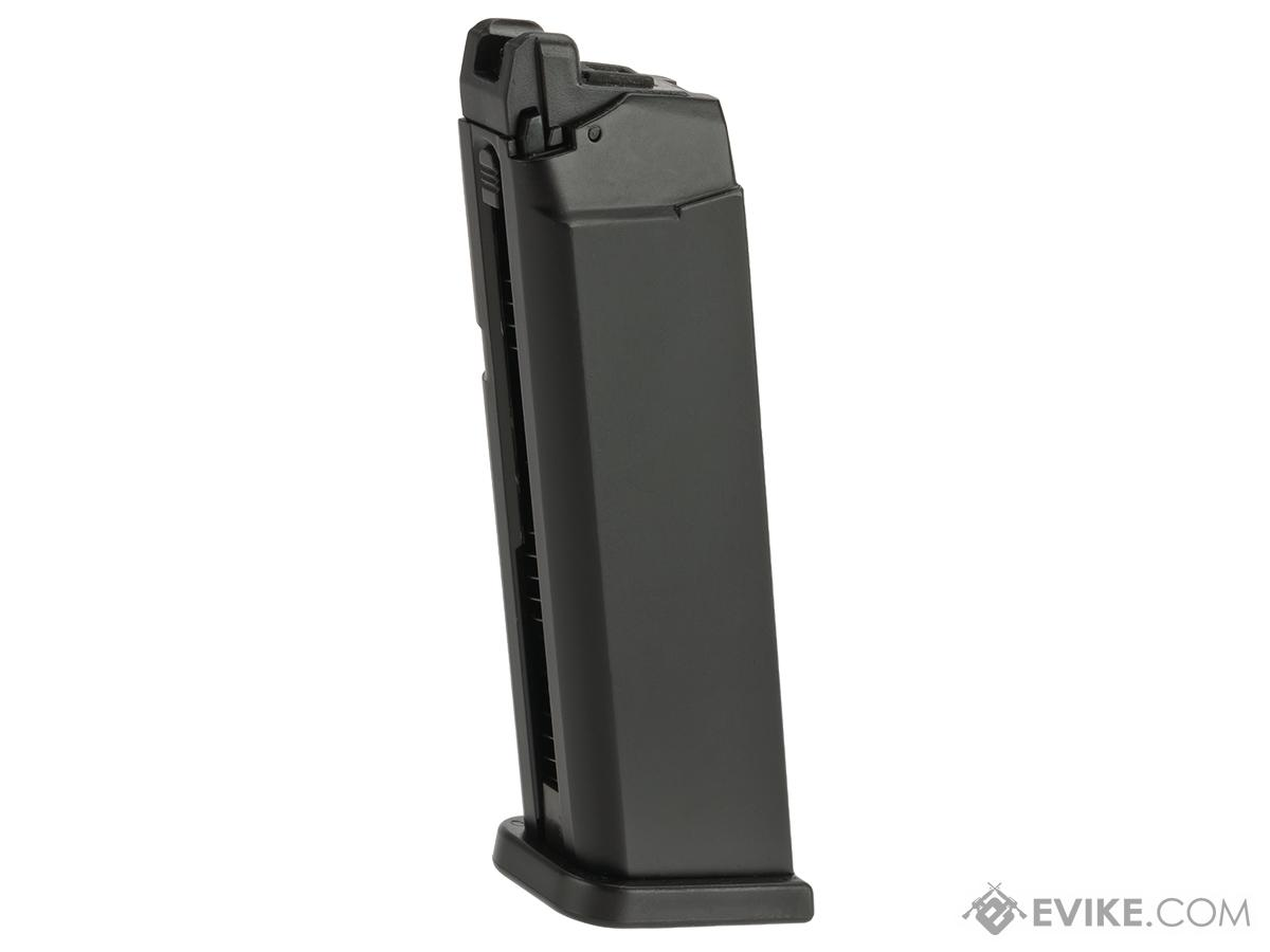 APS Turbo 23rd Green Gas Magazine for ACP D-MOD Series Airsoft GBB Pistols - Black