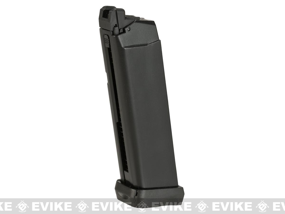 APS 23rd CO2 Magazine for ACP D-MOD Series Airsoft GBB Pistols - Black