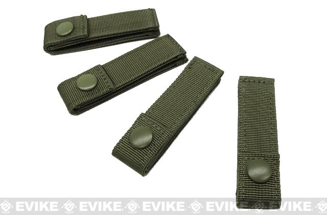 Condor 4 MOD Strap (Color: OD Green / Set of 4)