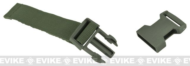 Matrix Replacement Holster Strap w/ QD Buckle (Color: OD Green)