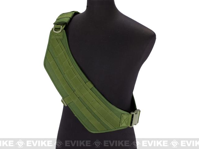 Black Owl Gear / Phantom Gear MOLLE Ready Tactical High Speed Bandolier (Color: OD Green)