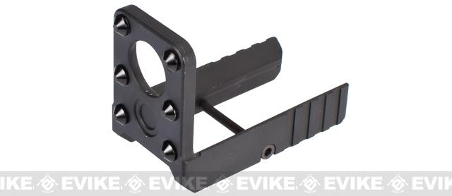 Matrix Strike Face for Elite Force / UMAREX GLOCK, ISSC M22, SAI BLU, Lonewolf, & Compatible Airsoft Gas Blowback Pistols