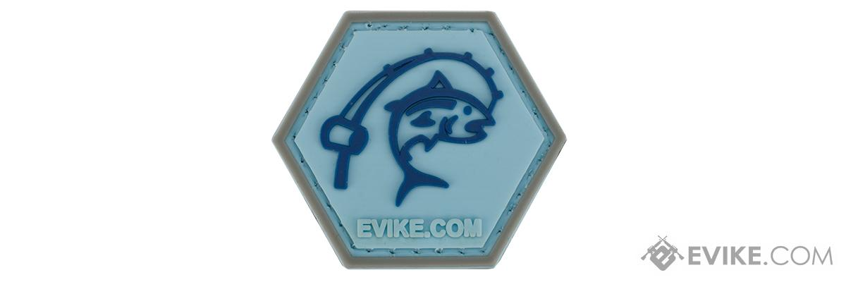 Operator Profile PVC Hex Patch - Fishing