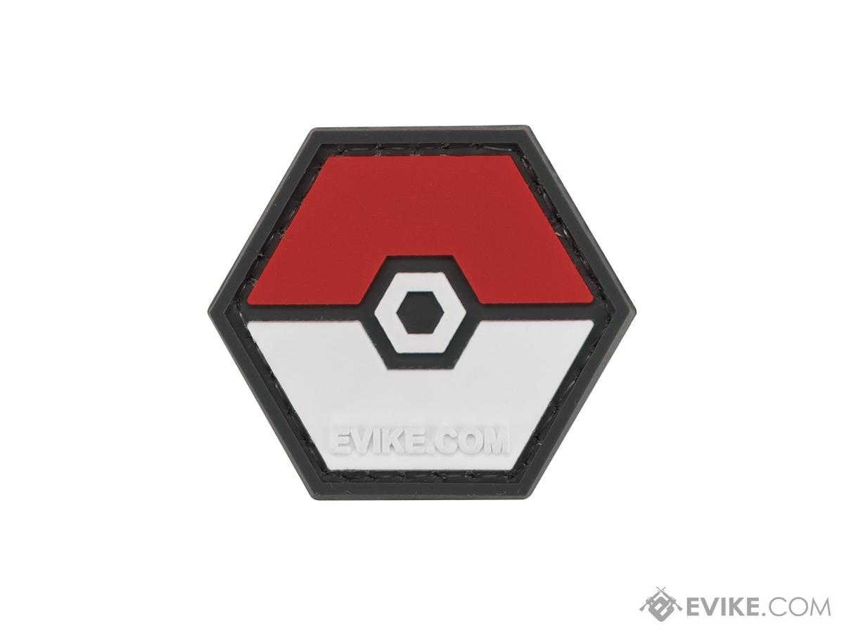 Operator Profile PVC Hex Patch Gamer Series 2 (Style: Pocket Ball)